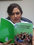 Mental Health First Aid Class